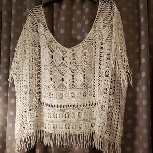 Crochet Poncho 18/20